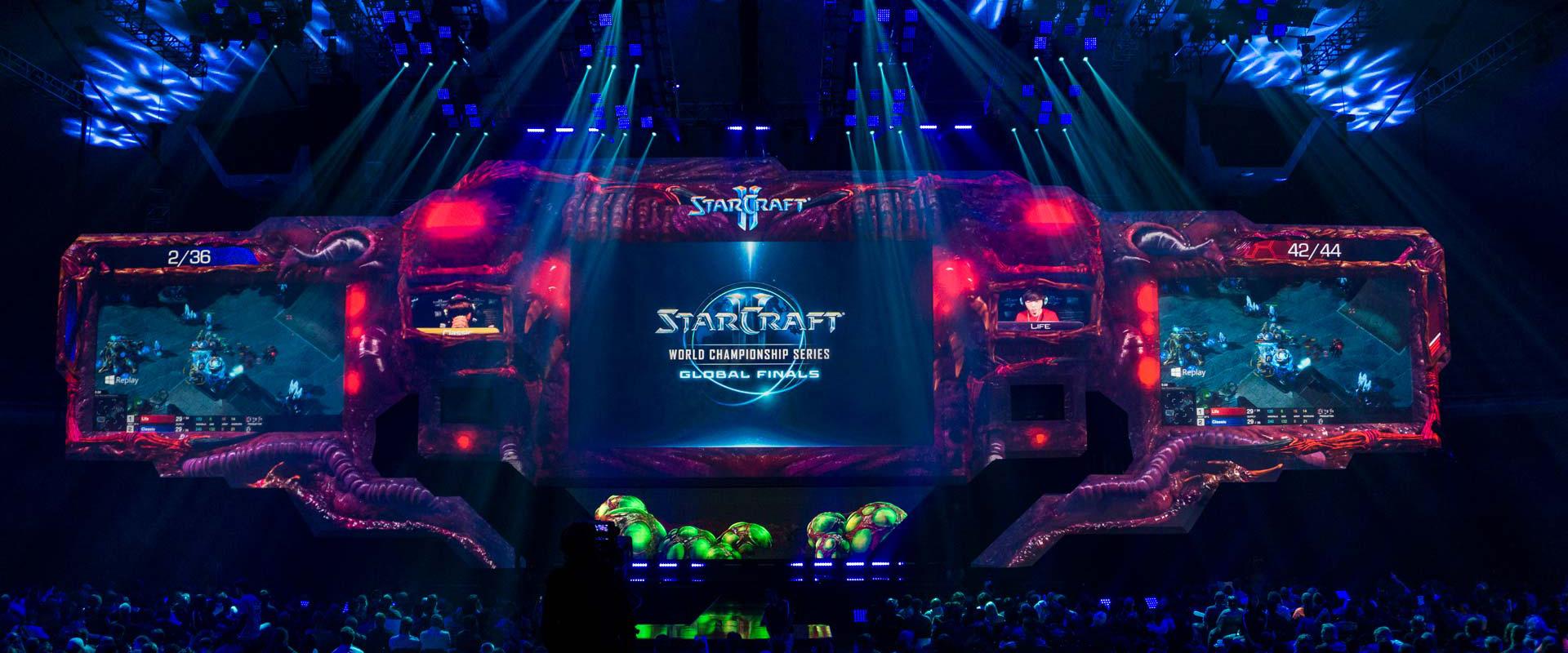 Blizzcon Starcraft 2