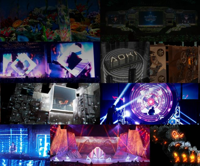 3D Projection Mapping Archives - Xite Labs