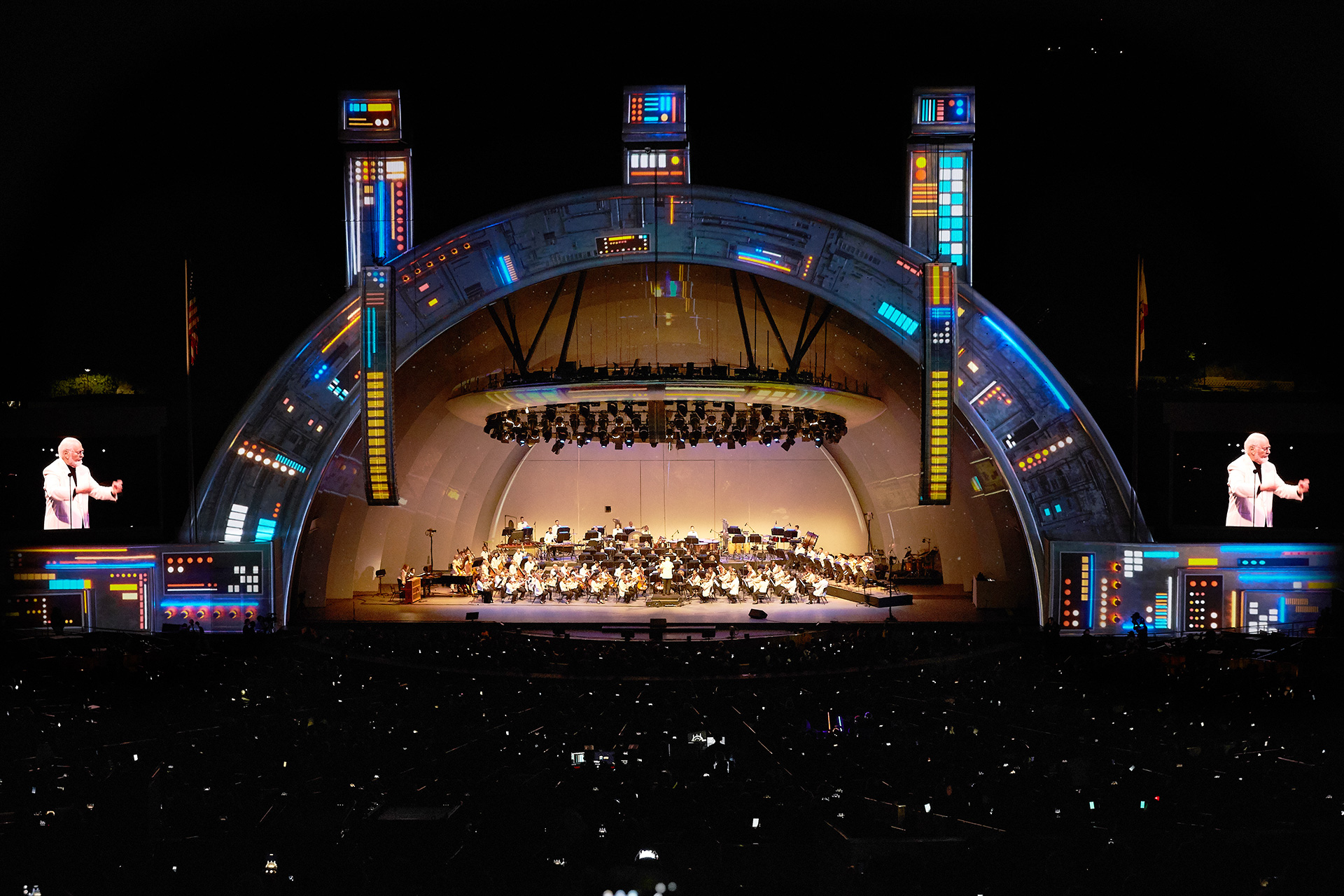 LAPhil 100th Anniversary Concert Star Wars
