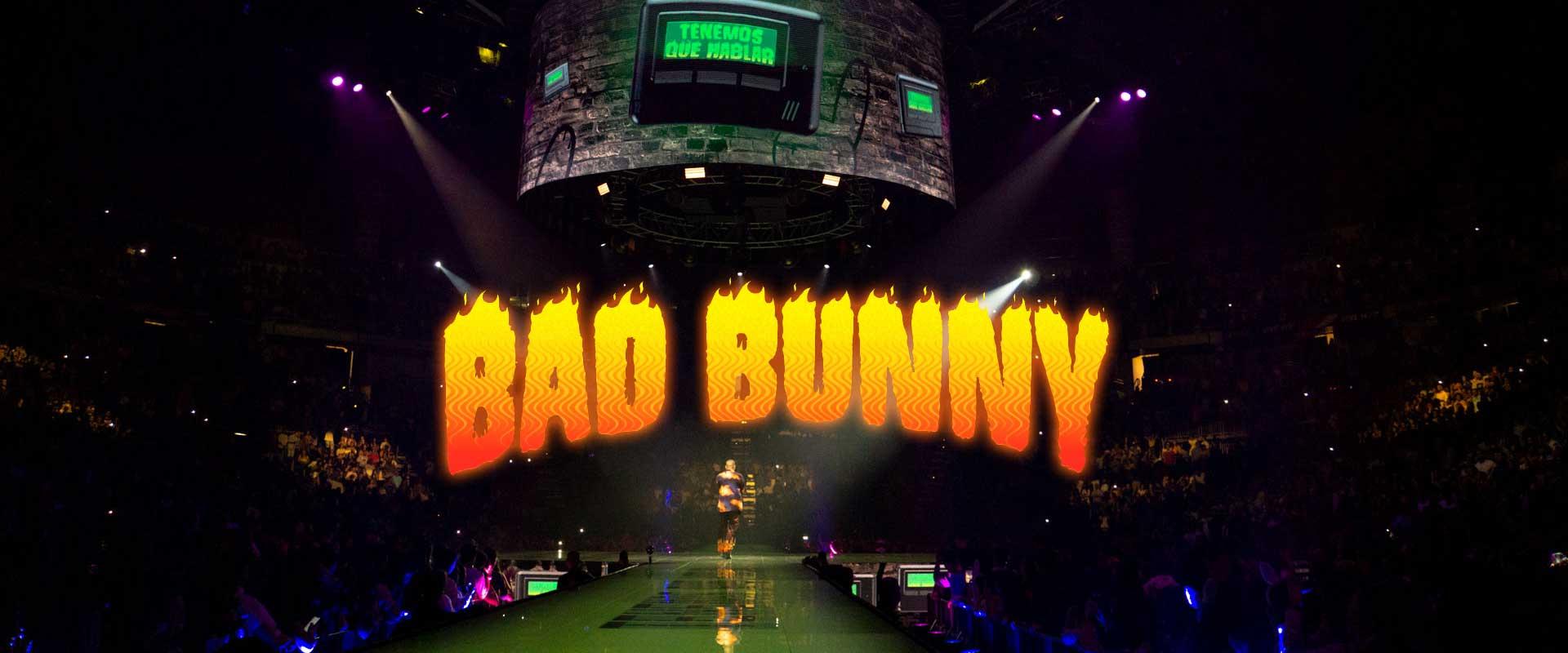 Bad Bunny X100Pre Tour